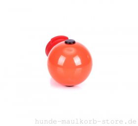 "Magnetischer Trainingsball Top-Matic ""Technic Ball "" Orange mit Maxi Power-Clip"