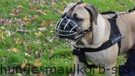 Wire Dog Muzzle for Boerboel, Bestseller