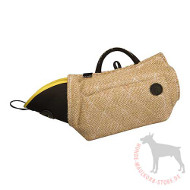 Bite Sleeve Jute with Elbow Pad | K9 Dog Protection Sleeve