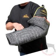 Hetzarm K9 Training | Schutzarm K9 mit Schulterschützer
