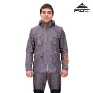 "Allwetter Nylon Jacke 2-in-1 ""Pro jacket"""
