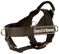 New nylon dog harness - Better control of your dog
