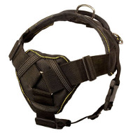 K9 Dog Harness Nylon | Sport Harness for All Dog Breeds