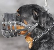 Rottweiler Everyday Light Weight Dog muzzle M41